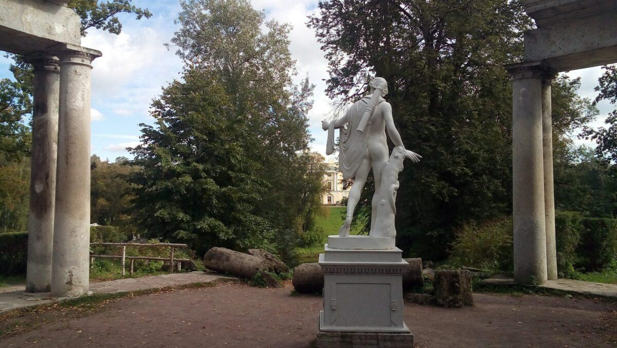 Эскурсия в Павловск