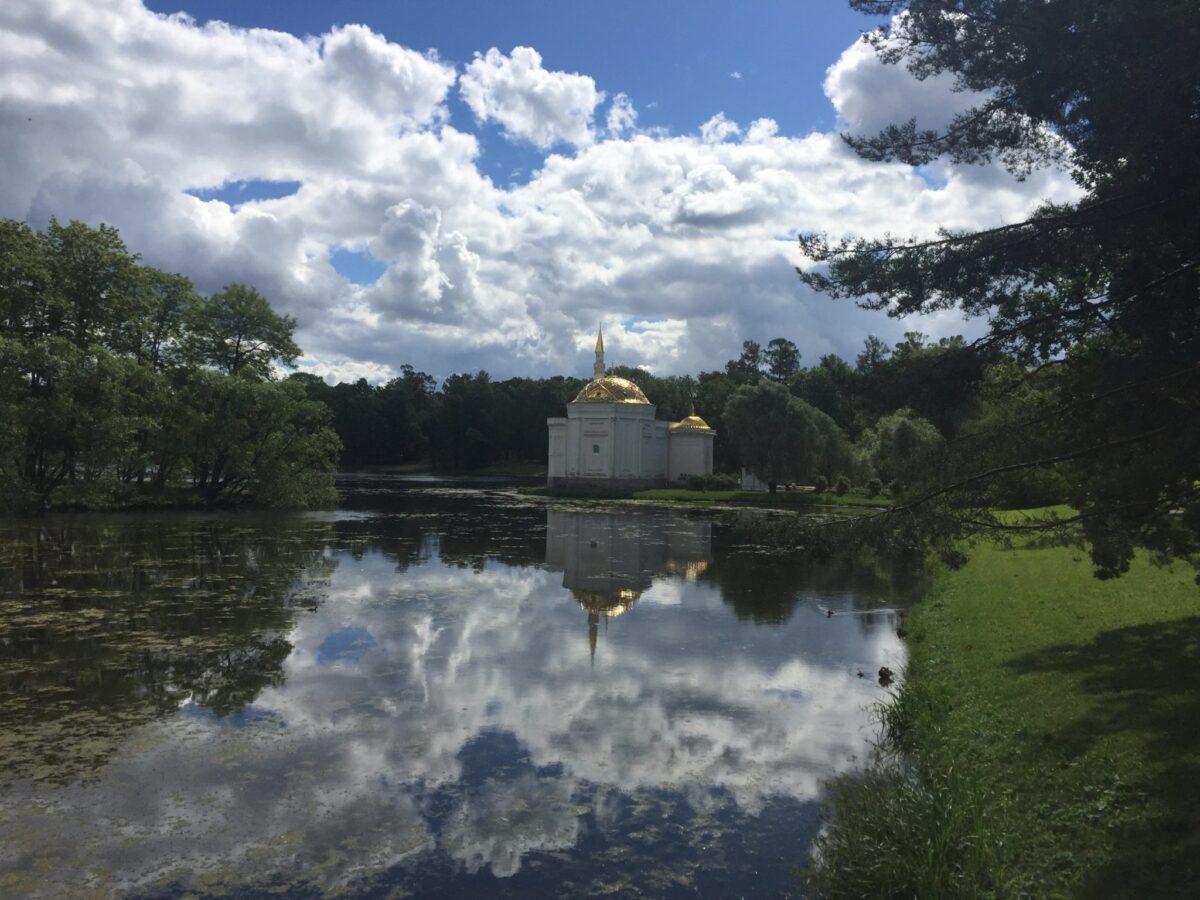 экскурсия в царское село