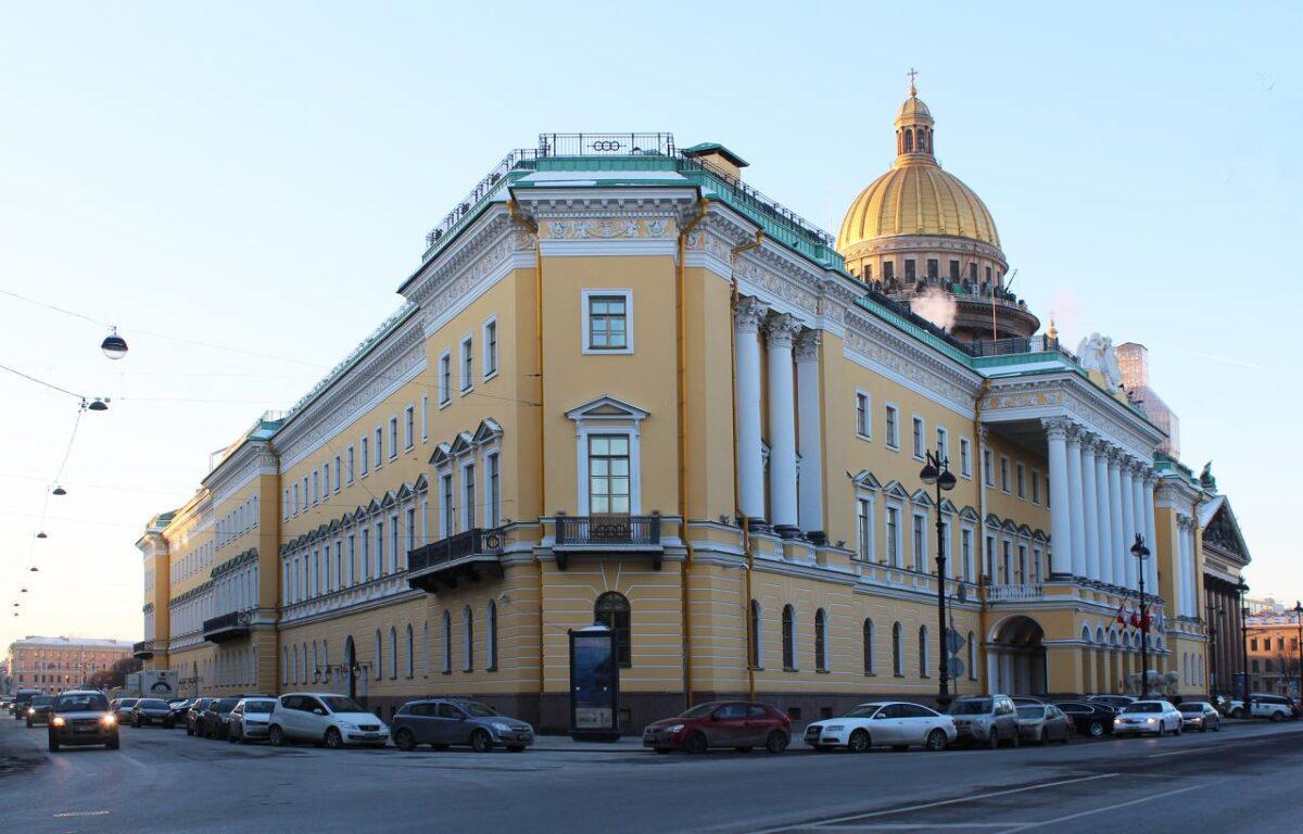экскурсия по исаакиевской площади