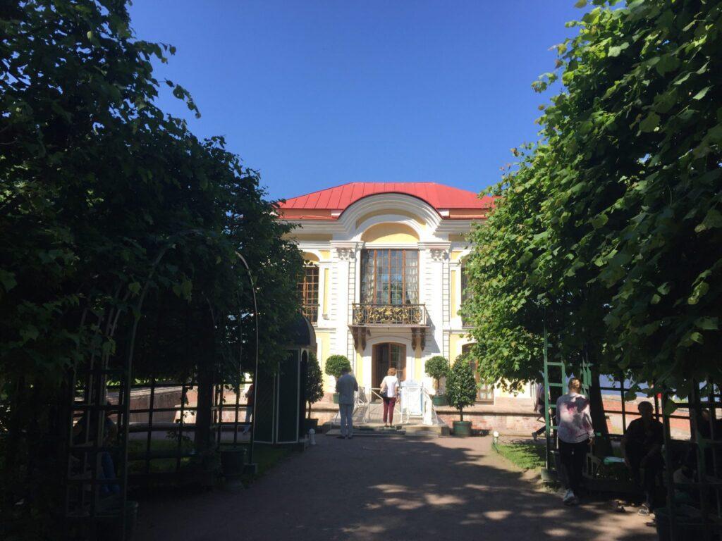 экскурсия в петергоф из санкт петербурга