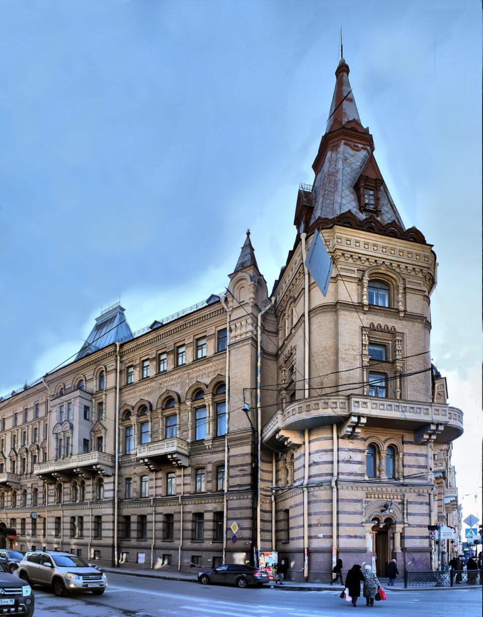 обзорная эксурсия в петербурге