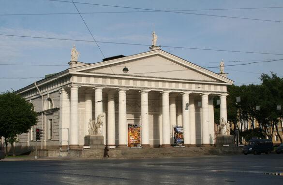 Исаакиевская площадь