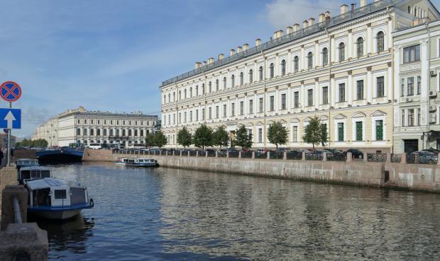 Здание Министерства
