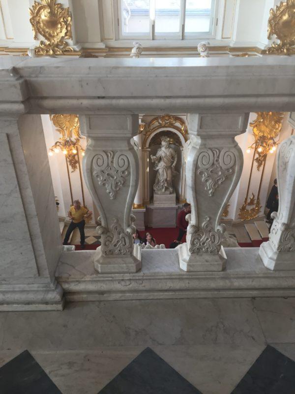 экскурсия в Эрмитаже