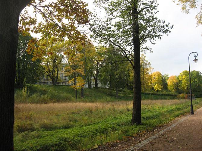 Загородные великокняжеские усадьбы