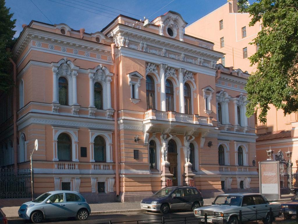 Особняк Н.В.Спиридонова