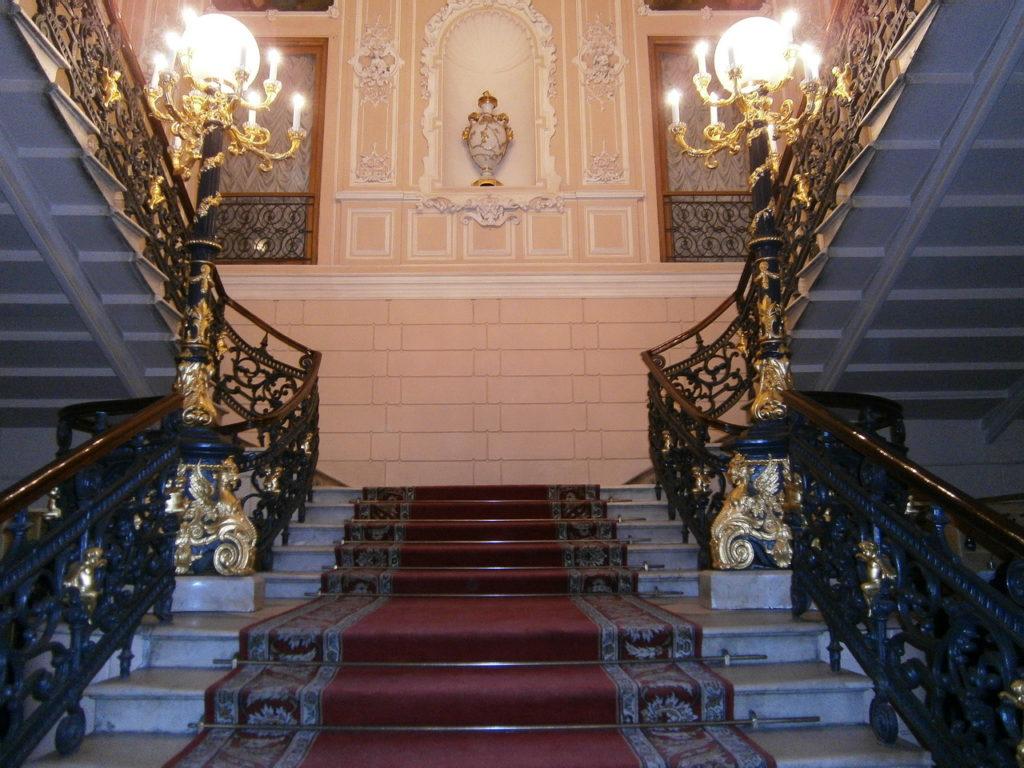 Дом И.Л. Лазарева (палас-театр)