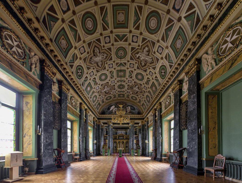 Дворец Воронцова