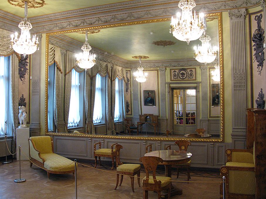Дворец Н.П.Румянцева