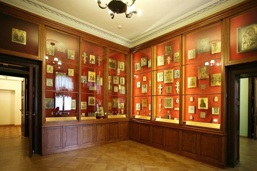Дворец Шереметевых. Музей музыки