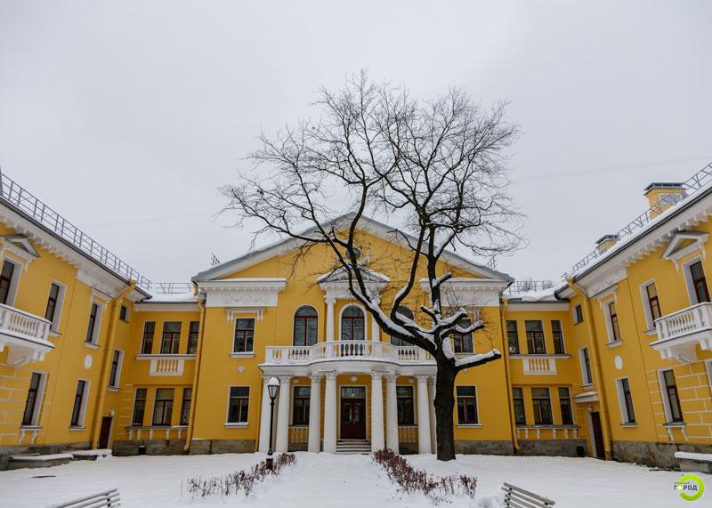 Дом ветеранов сцены им. М.Г.Савиной