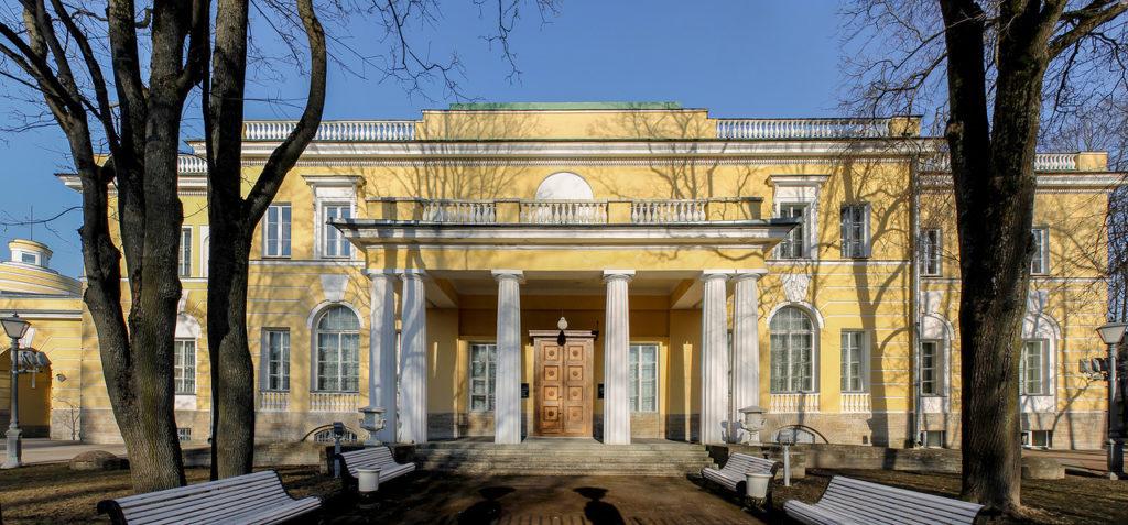 Особняк В.П.Кочубея в Царском Селе