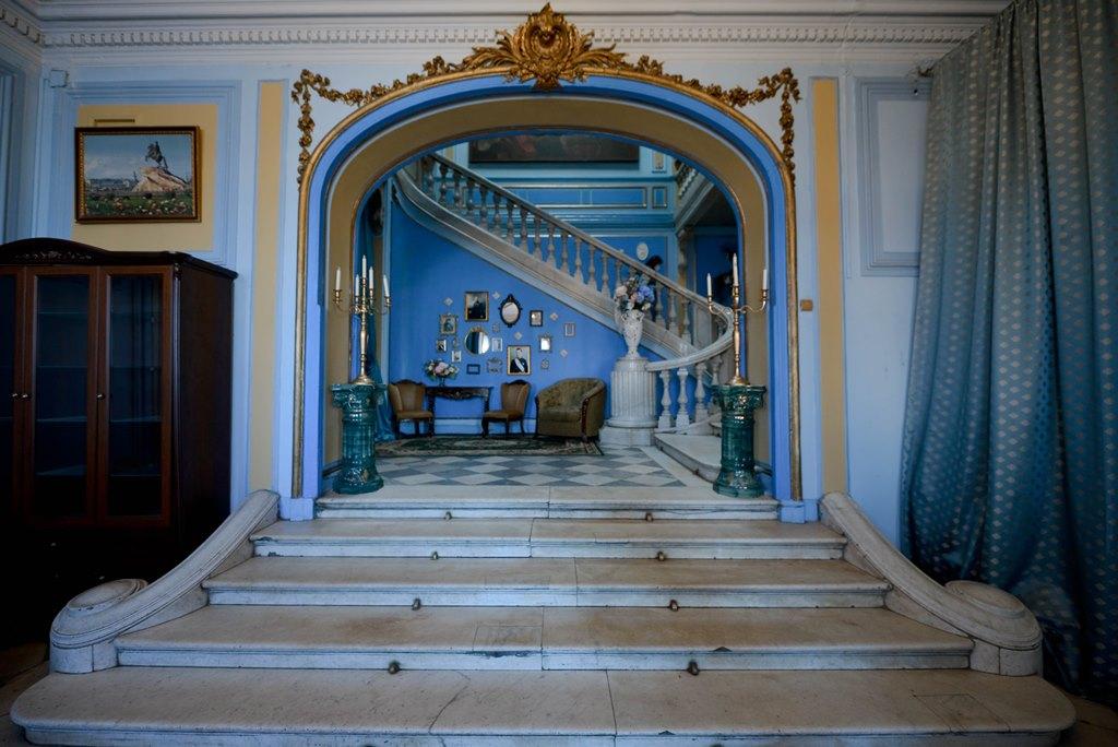 Дворец Вел.князя Михаила Александровича