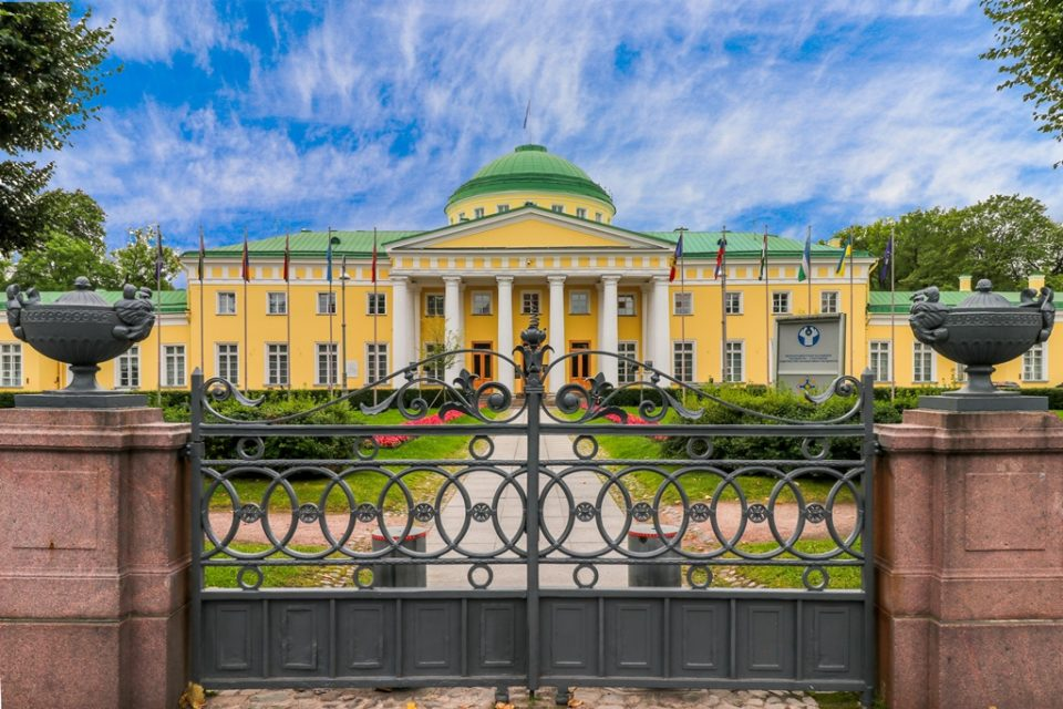 Экскурсия в Петербурге