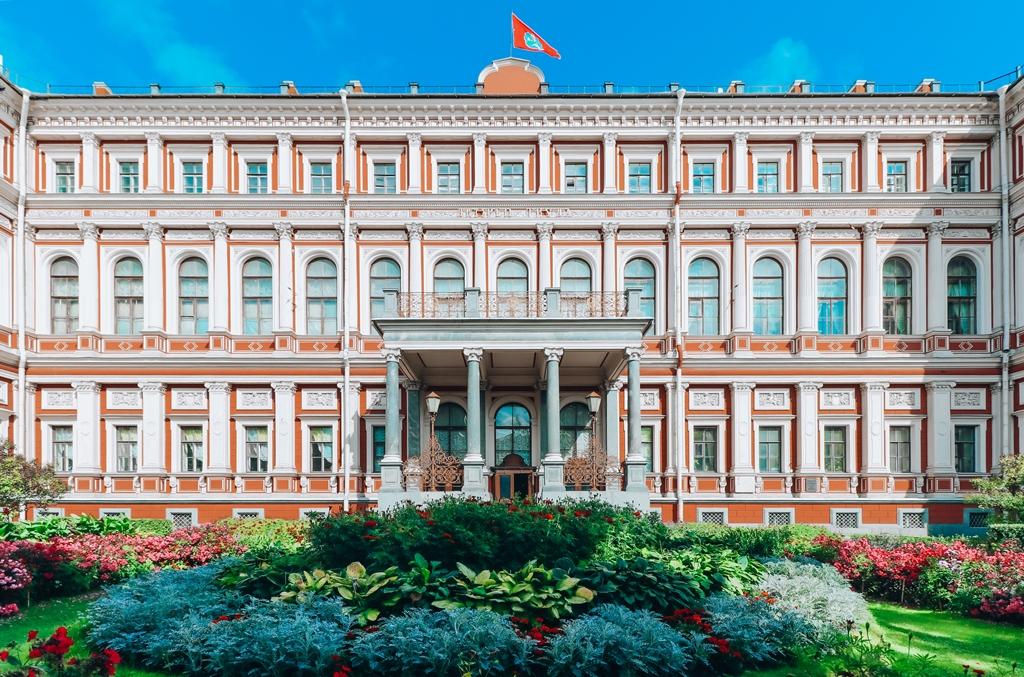 Дворец Вел.князя Николая Николаевича