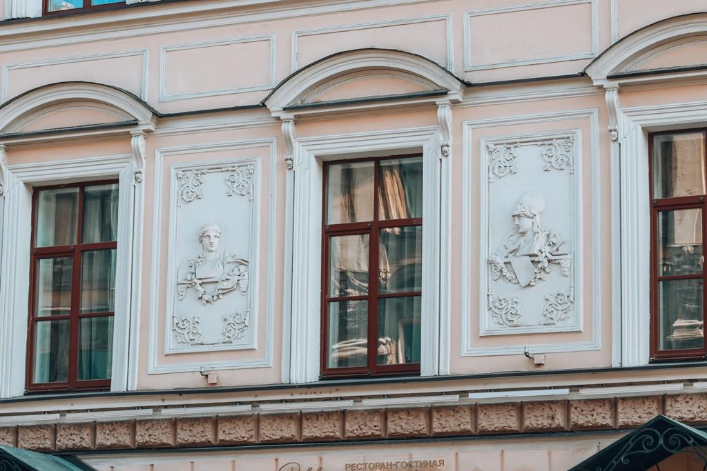 Дом А.И.Штакеншнейдера
