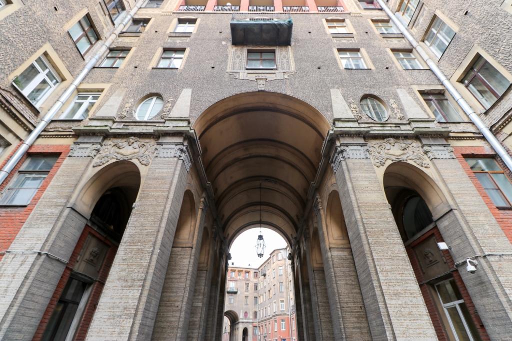 Дом М.П.Толстого