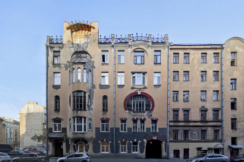 Экскурсии в Петербургу